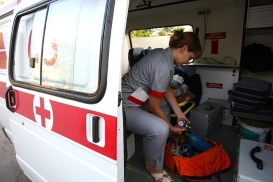 Под Советском грузовик сбил 6-летнюю девочку