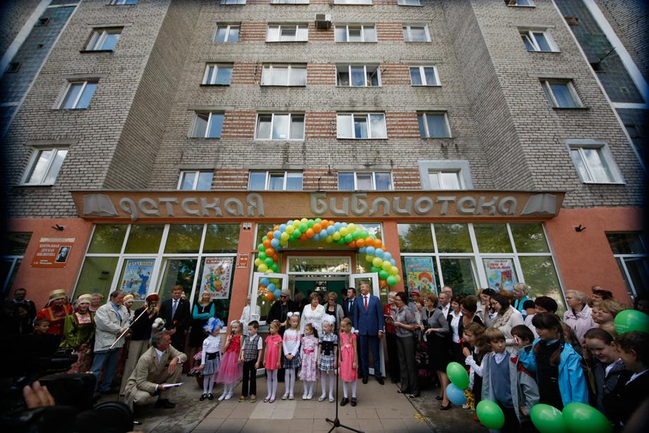 Центральной детской библиотеке в Калининграде присвоили имя Сергея Михалкова - Новости Калининграда