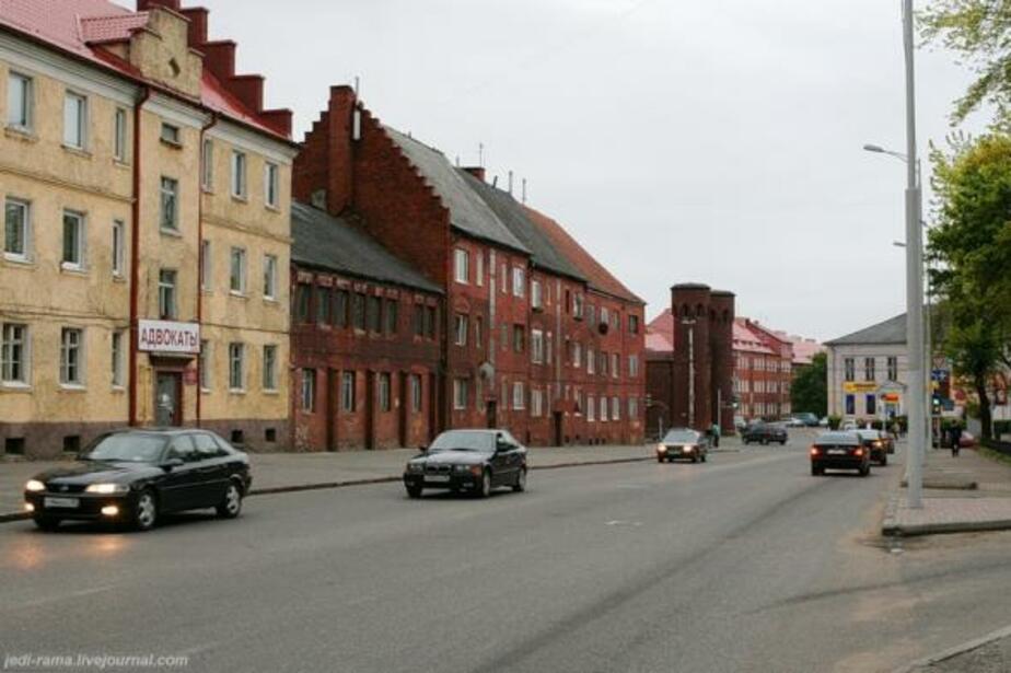 В Калининграде для расширения Литовского вала и Московского проспекта снесут старое здание - Новости Калининграда