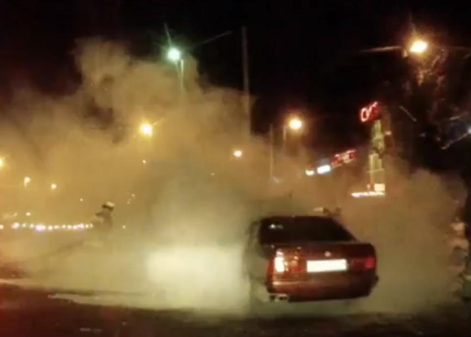 За сутки в Калининградской области сгорели два автомобиля - Новости Калининграда
