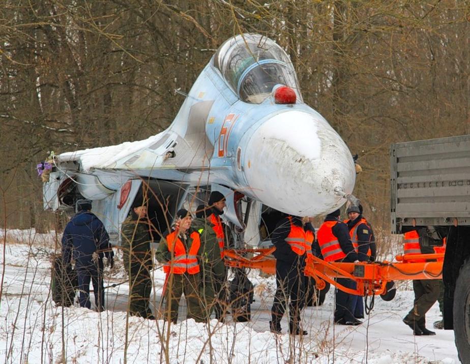 Истребители Су-27 переведены из Чкаловска в Черняховск на время реконструкции аэродрома - Новости Калининграда