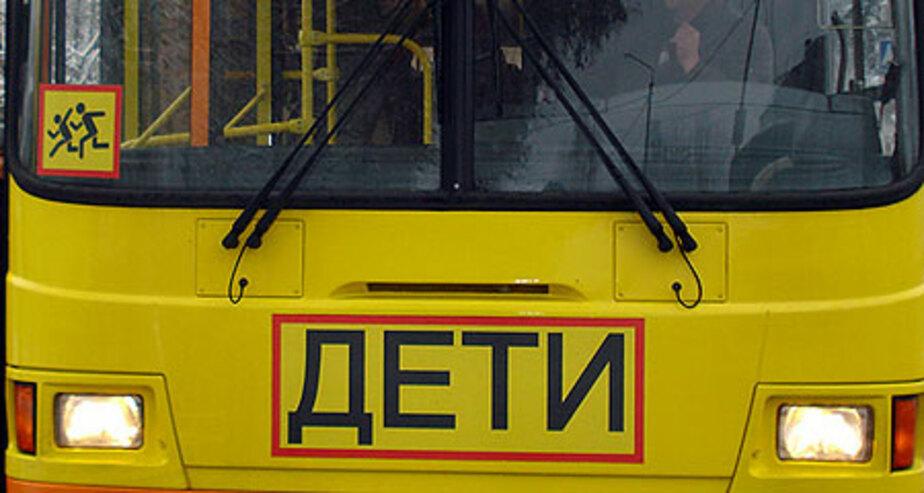 В Нестерове парень пытался угнать школьный автобус - Новости Калининграда