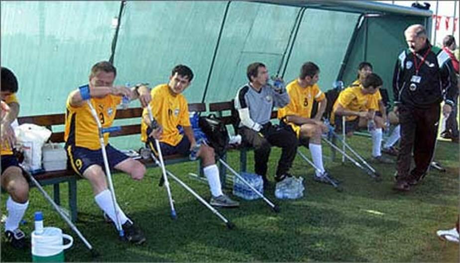 ЧМ по футболу среди инвалидов в Калининграде обойдется в 5-7 млн- руб- - Новости Калининграда