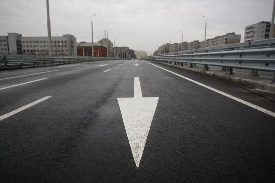 """Минута по Второй эстакаде, и в \""""пробку\"""": \""""КП\"""" протестировала новый мост - Новости Калининграда"""