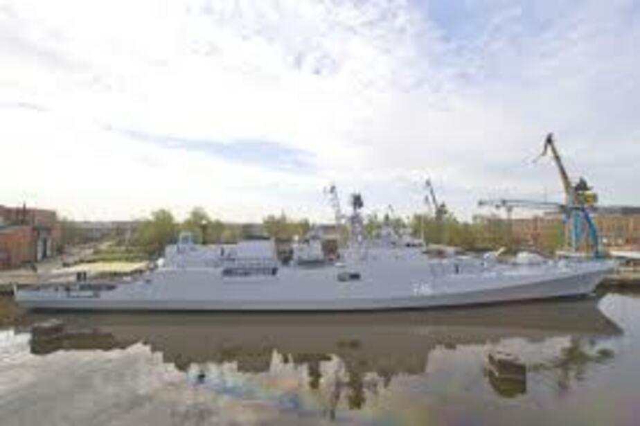 """На """"Янтаре"""" в Калининграде построят новейший фрегат для ВМС России - Новости Калининграда"""