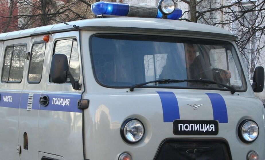 В Калининграде трое лжеполицейских грабили пьяниц