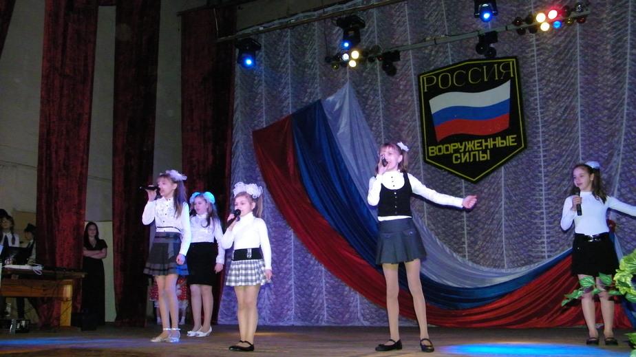 Офицеры Черняховского гарнизона принимали поздравления - Новости Калининграда