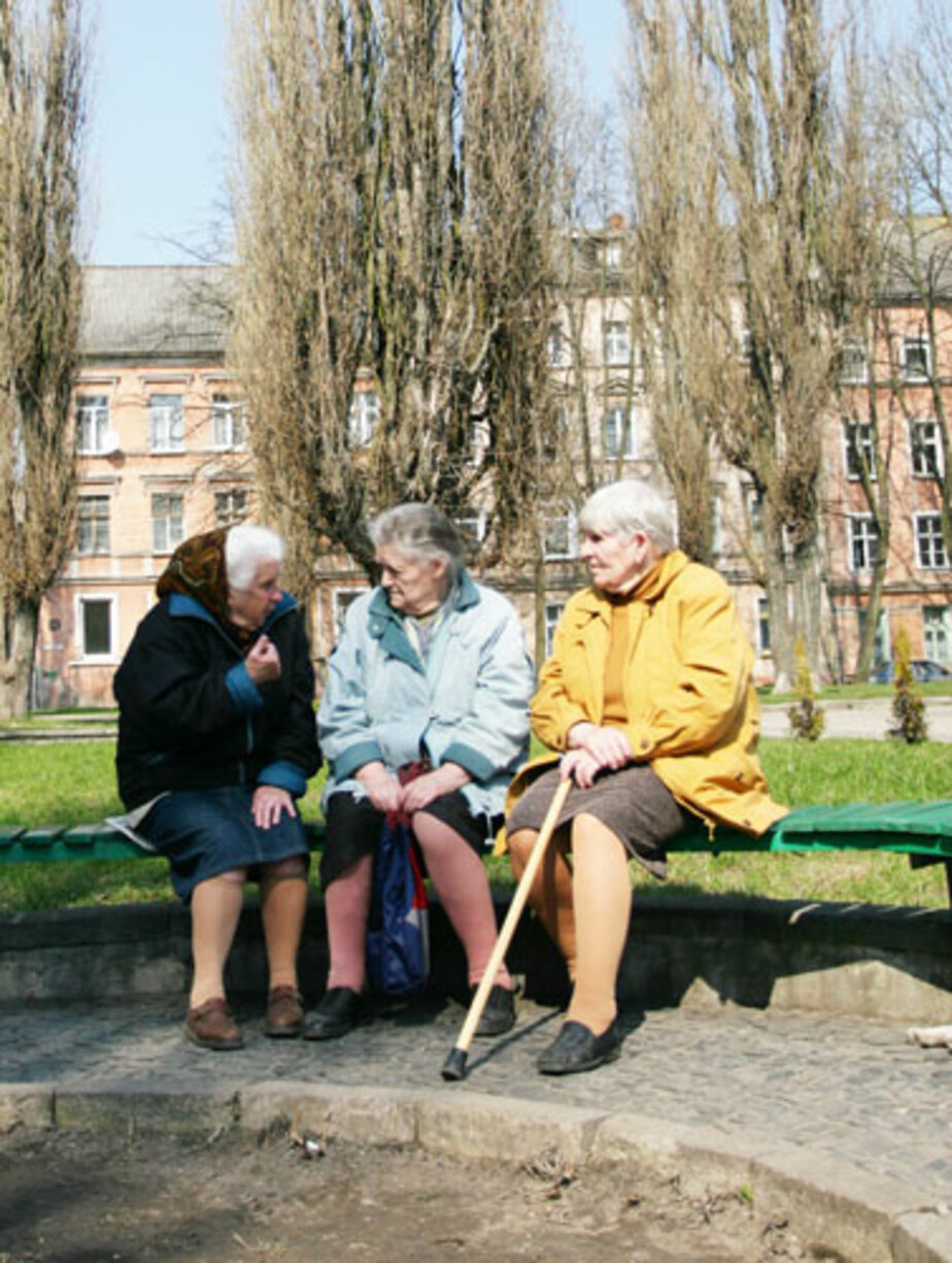 С июля пенсионеры начнут получать накопительную часть пенсии - Новости Калининграда
