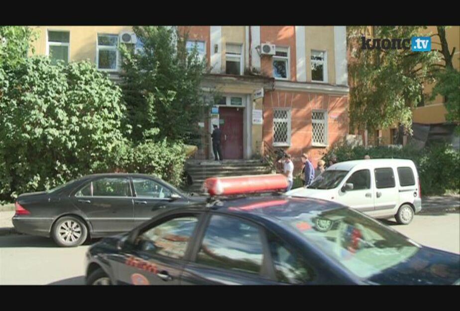 В Калининграде районное отделение общества инвалидов силой выселяют из офиса - Новости Калининграда