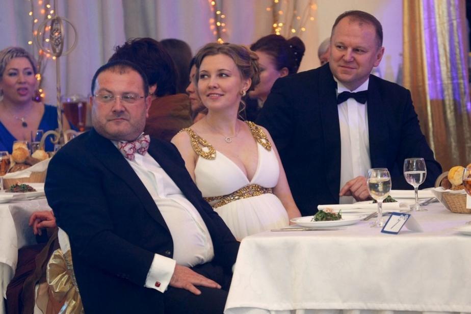 На благотворительном балу Владимир Кацман пожертвовал 100 тыс- долларов
