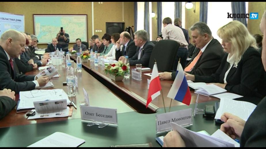Калининградские депутаты попросили польских пограничников быть вежливыми - Новости Калининграда