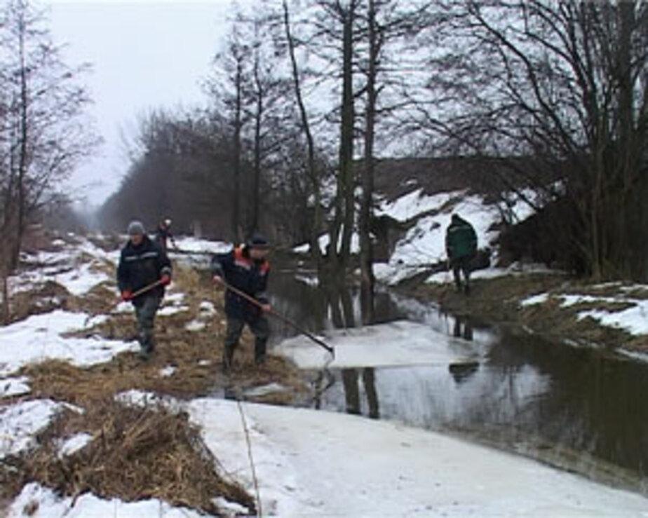 В Преголе поднялся уровень воды- затоплено несколько улиц в Калининграде - Новости Калининграда