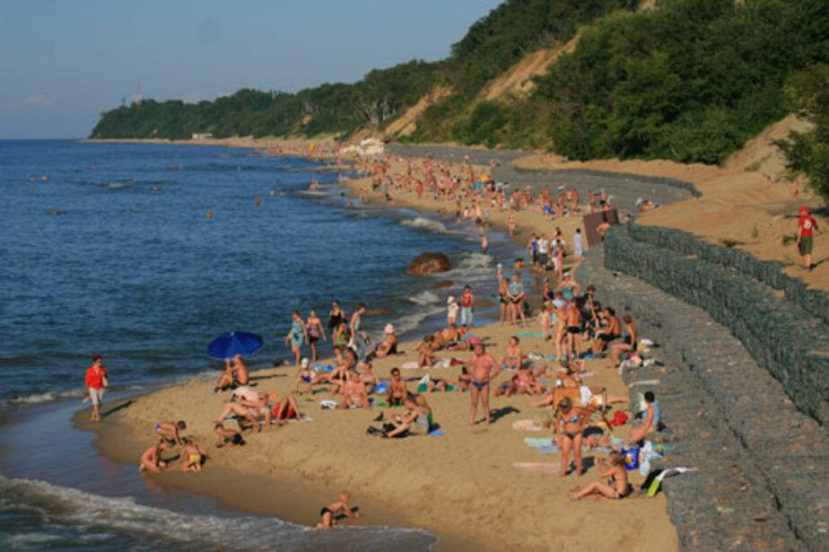 Как спасать наши пляжи, придумали еще десять лет назад - Новости Калининграда