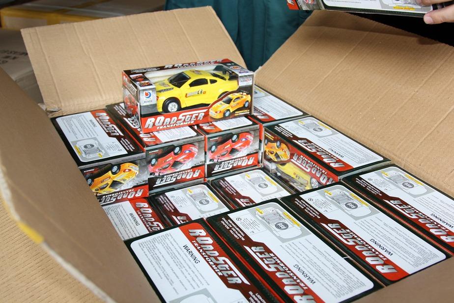 В Калининграде уничтожили 2-6 тыс- контрафактных игрушек-трансформеров - Новости Калининграда