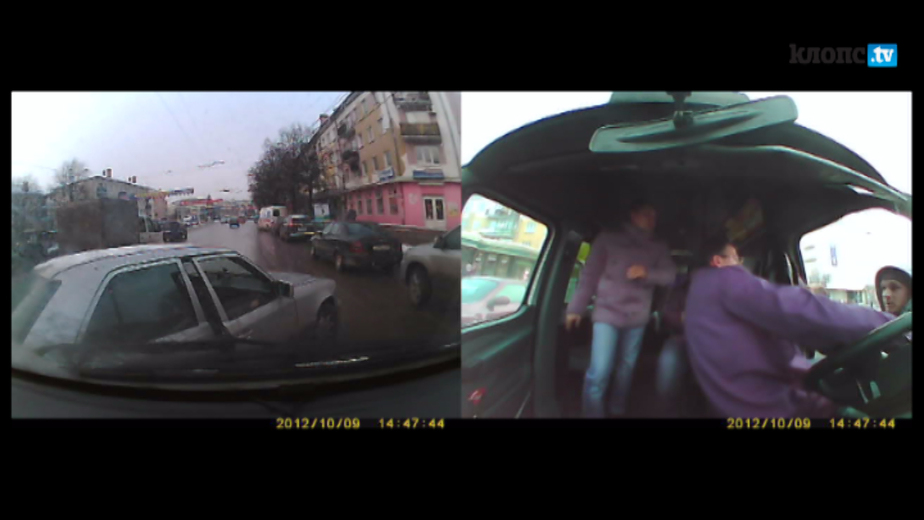 В Калининграде двое неизвестных избили водителя маршрутного такси - Новости Калининграда