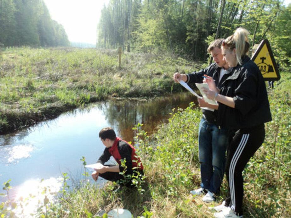 В экологическом центре дети изучают природу, историю и занимаются наукой - Новости Калининграда