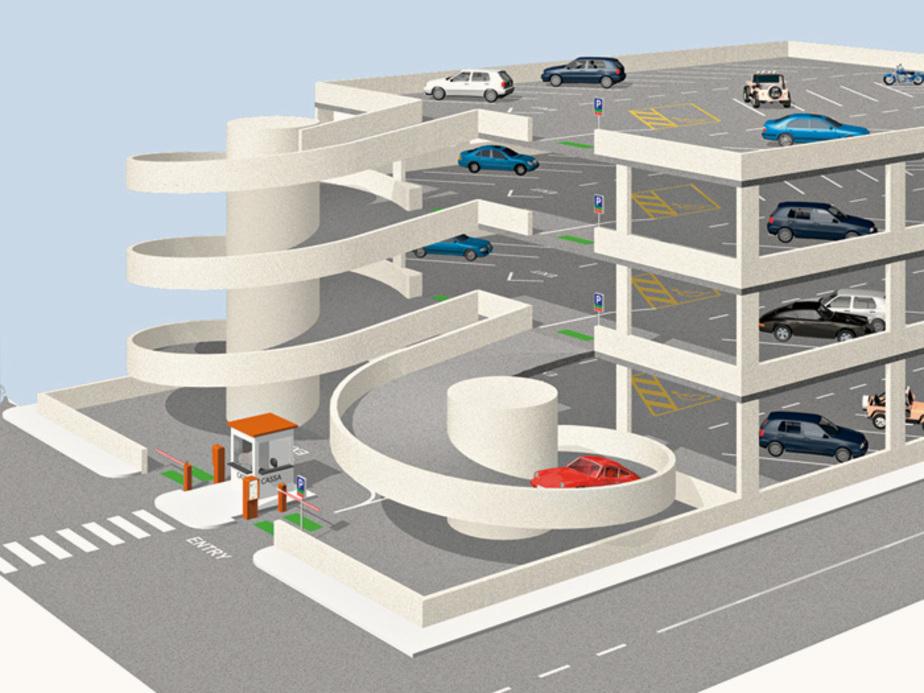 Пятикоп- Программа развития парковок как лохнесское чудовище - Новости Калининграда