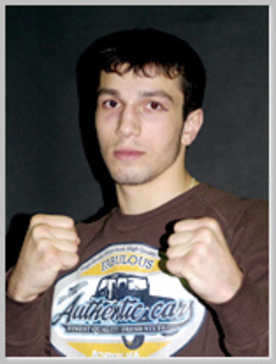 Калининградский боксер одержал победу на турнире в Австрии - Новости Калининграда