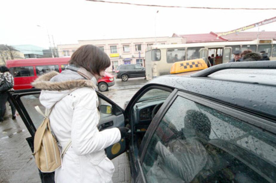 В Калининграде начнут отлавливать нелегальных таксистов - Новости Калининграда