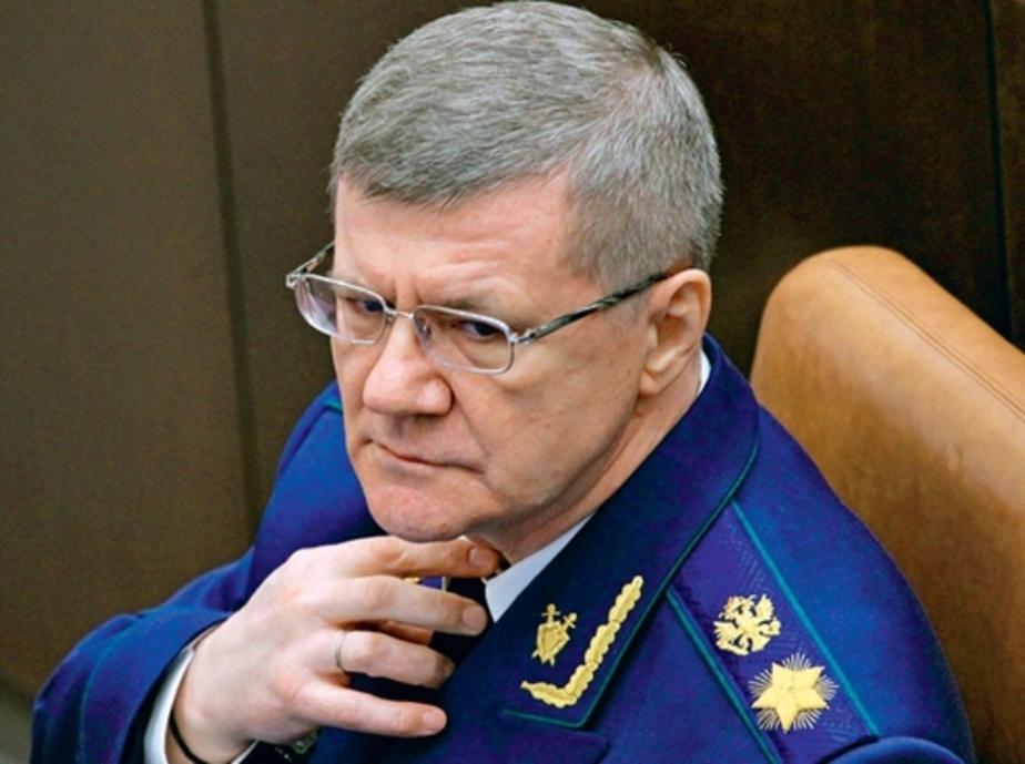 Чайка- Каждая четвертая взятка полицейских в регионе - 100-500 рублей