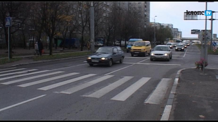 На Московском проспекте возле второго эстакадного моста установили шумовые полосы - Новости Калининграда