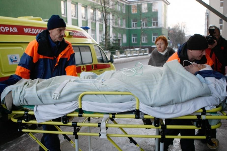 Пострадавшего в Доминикане калининградца доставили спецрейсом МЧС домой - Новости Калининграда