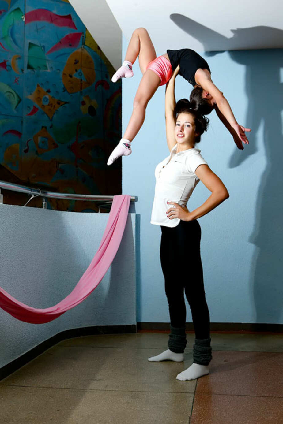 Екатерина Калинина, тренер по спортивной акробатике - Новости Калининграда
