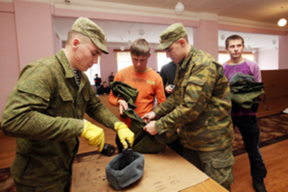 В Калининградской области уклонистов стало на четверть меньше - Новости Калининграда