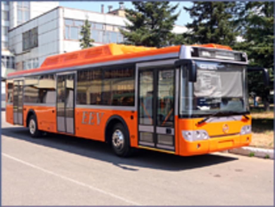 В России запретят старые автобусы и такси