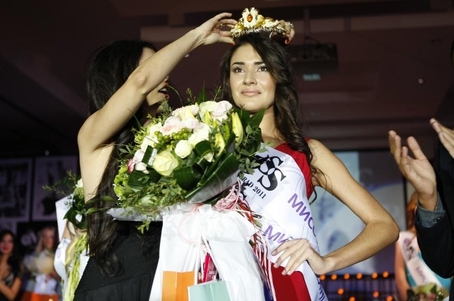 В Калининграде выбрали самую красивую девушку