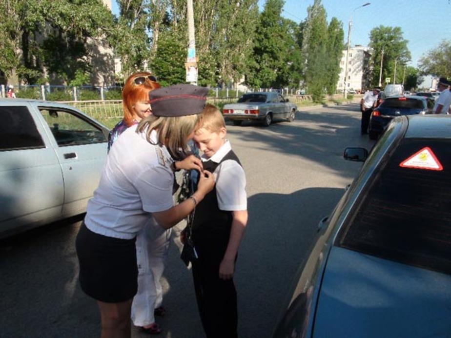 """В Калининграде -""""Хюндай-"""" сбил 7-летнего школьника в темной одежде"""