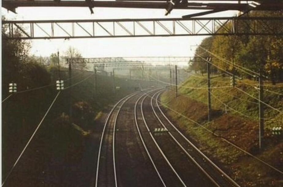 В Светлом на ж-д переезде столкнулись локомотив и рейсовый автобус - Новости Калининграда