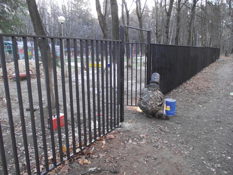 Суд обязал руководство детсада -119 в Калининграде огородить территорию забором - Новости Калининграда