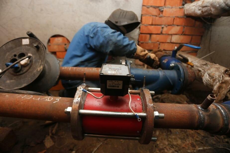 Калининградцы протестуют против принудительной установки счетчиков холодной воды - Новости Калининграда