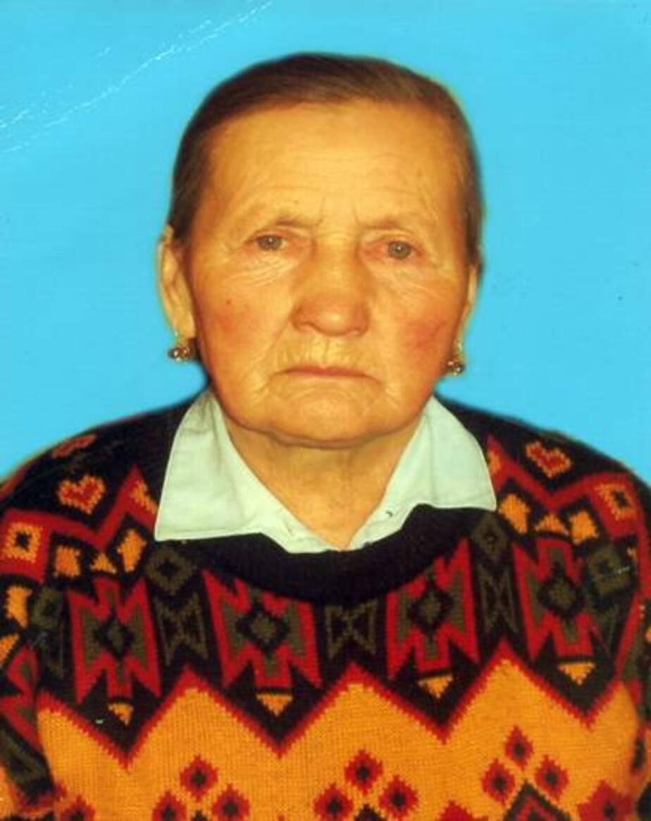 Калининградская полиция разыскивает пенсионерку- пропавшую 4 года назад - Новости Калининграда