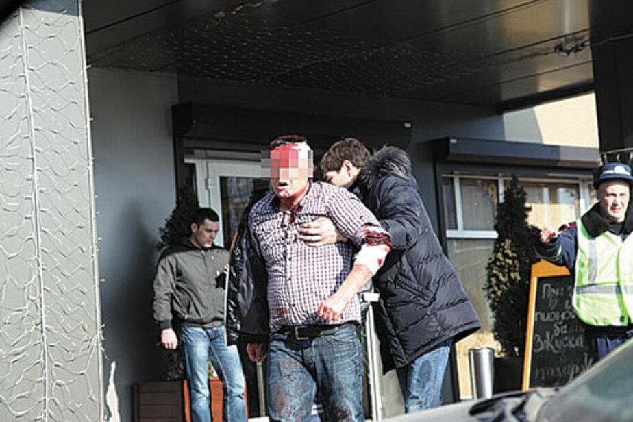 После драки в ресторане под статьей шесть человек - Новости Калининграда