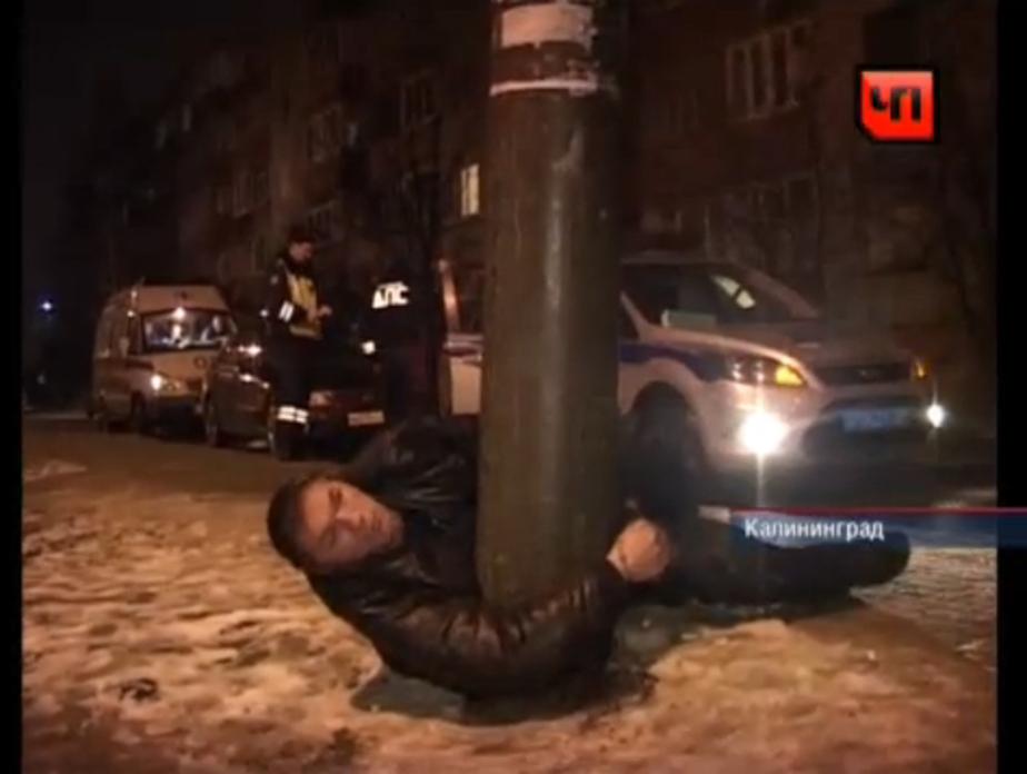 Калининградец получил зарплату- напился и ограбил девушек в маршрутке
