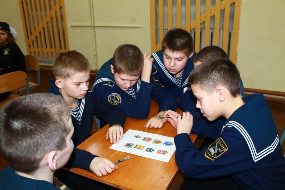 В Калининграде прошел 2-й этап конкурса кадетских классов - Новости Калининграда