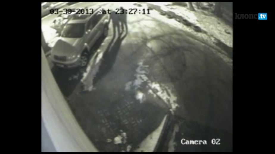 Банда калининградцев порезала шины на семи автомобилях - Новости Калининграда