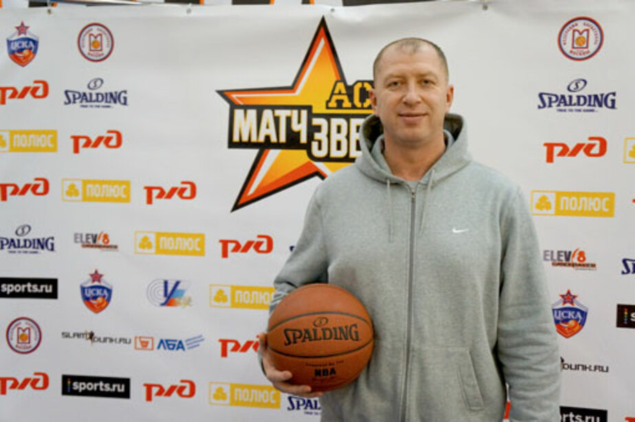Мастер-класс с игроками NBA - Новости Калининграда