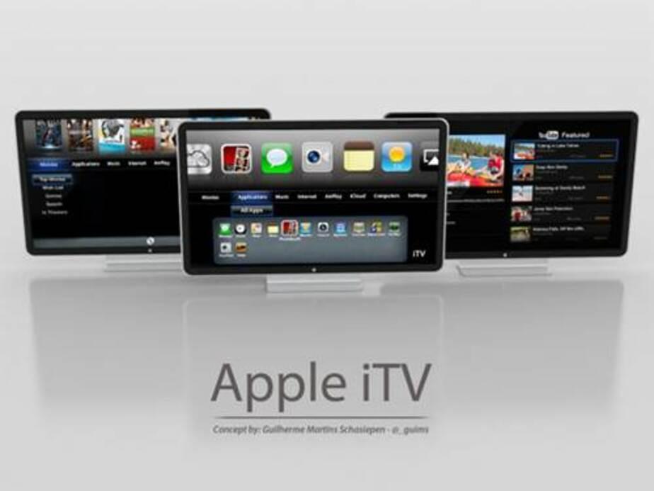 Мечта Стива Джобса: телевизор Apple - Новости Калининграда