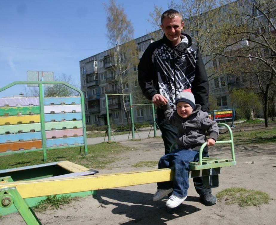 Кто отвечает за детские площадки - Новости Калининграда
