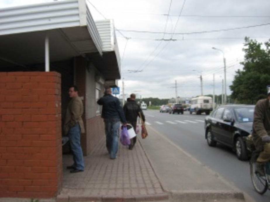 Администрация- Светофор на Чкаловском повороте появится в 2012 году - Новости Калининграда