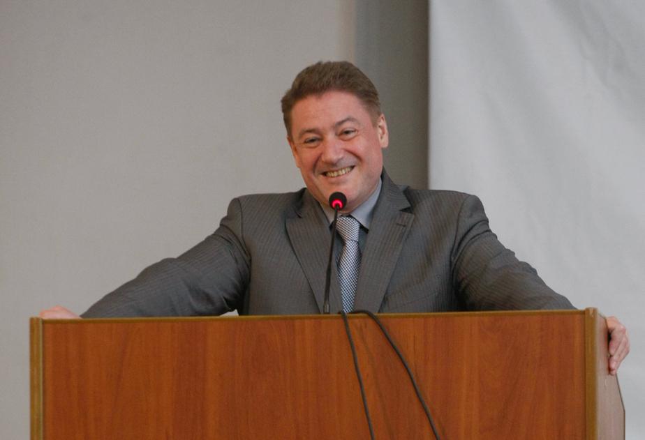 """Боос может войти в совет директоров -""""Всероссийского выставочного центра-"""""""