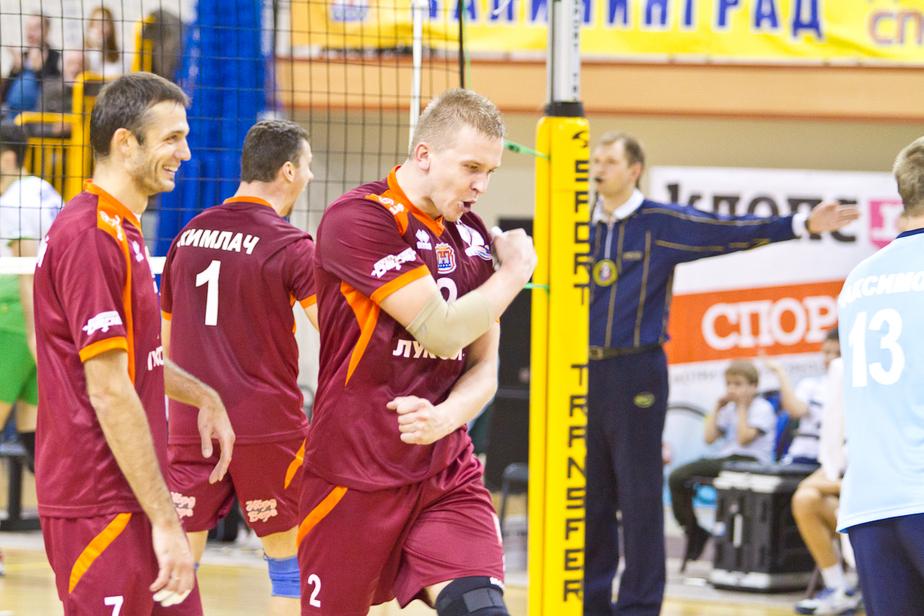 Калининград ждут волейбольные выходные - Новости Калининграда