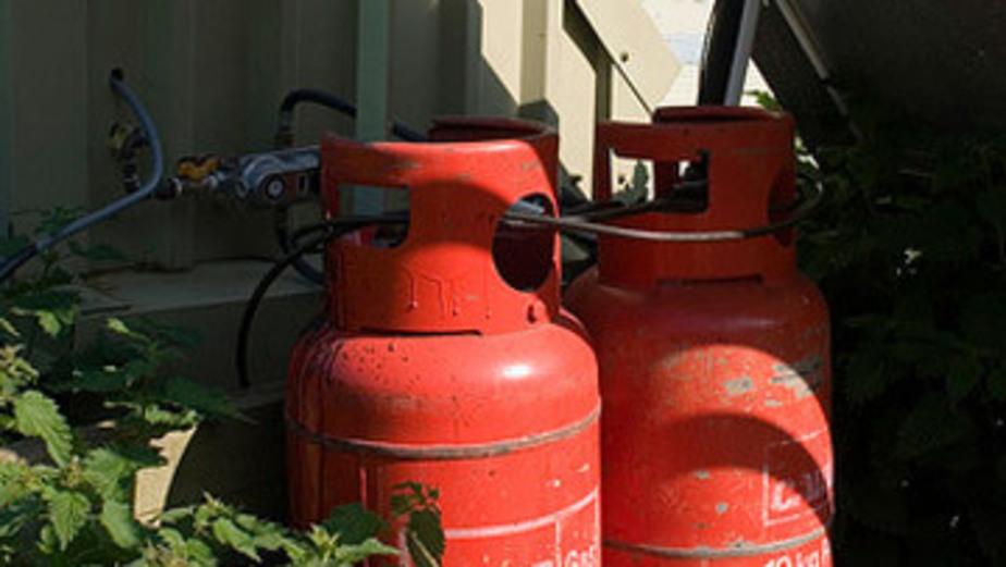 В Балтийске в доме взорвался газовый баллон
