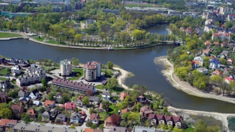 """В Калининграде на Верхнем озере построят отель """"Хилтон"""" - Новости Калининграда"""