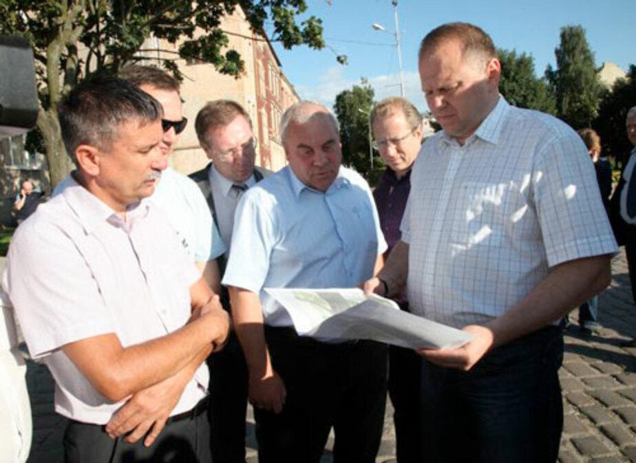 В Отрадном и  Черняховске построят детские площадки - Новости Калининграда
