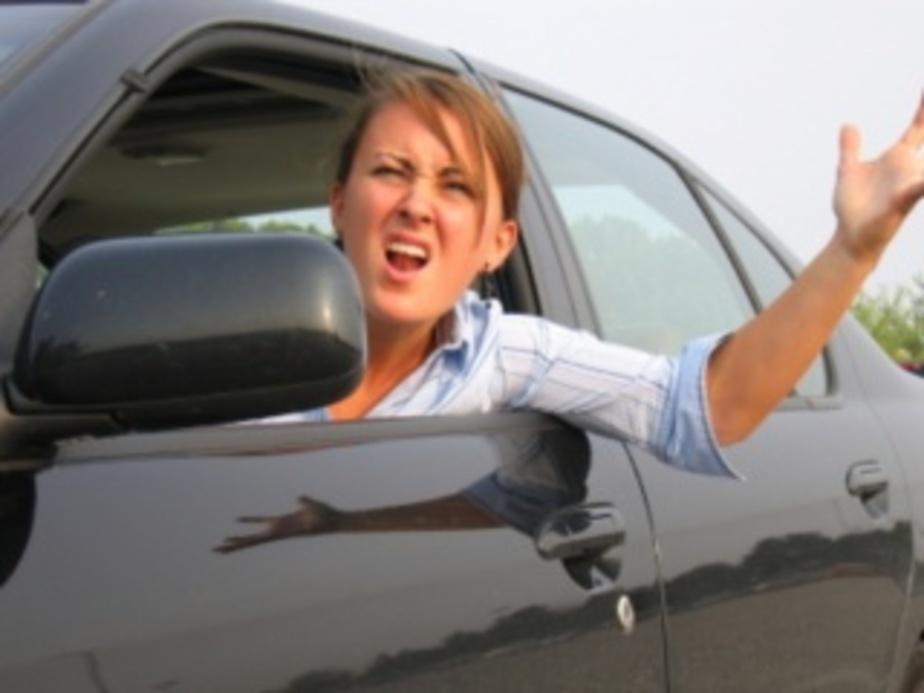 В Багратионовске пьяная 18-летняя водитель оскорбила и толкнула сотрудника ДПС