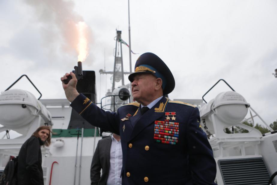 Знаменитый калининградец Алексей Леонов: В 14 лет я был матросом и ходил на яхте - Новости Калининграда